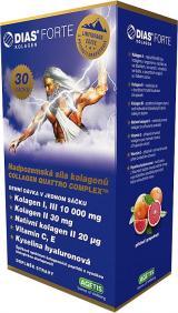 DIAS FORTE grapefruit sáčky 30x11.3g,DIAS FORTE grapefruit sáčky 30x11.3g