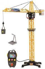 Dickie Jeřáb Giant Crane 100cm, kabel - zánovní