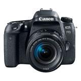 Digitální fotoaparát Canon EOS 77D   18-135 IS USM Value Up Kit černý
