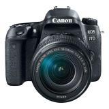 Digitální fotoaparát Canon EOS 77D   18-55 IS STM černý