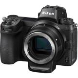 Digitální fotoaparát Nikon Z 6   adaptér bajonetu FTZ KIT černý