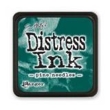 Distress Ink Mini polštářek - Pine Needles   72034
