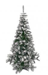 DUE ESSE Vánoční stromek Lapponia 180 cm, zasněžený - zánovní