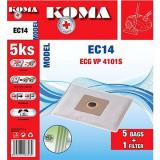 ECG Koma VP 4101S