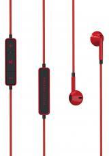 Energy Sistem Earphones 1 Bluetooth, červená