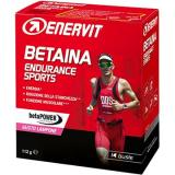 Enervit Betaina Endurance Sports, 14x 8 g, malina