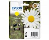 Epson T1804 Singlepack 18 Claria Home Ink Yellow, C13T18044010