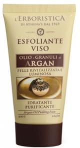 Erboristica Pleťový peeling s arganovým olejem 75ml,Erboristica Pleťový peeling s arganovým olejem 75ml