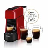 Espresso DeLonghi Nespresso Essenza Plus EN200.R červené   DOPRAVA ZDARMA
