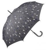 Esprit Dámský holový deštník Long AC Waterreactive