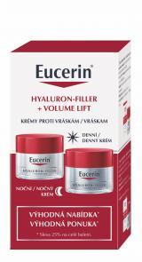 Eucerin Hyaluron-Filler   Volume-Lift duopack denní a noční krém