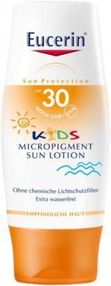 EUCERIN SUN Dětské ml. s mikropigmenty SPF30 150ml,EUCERIN SUN Dětské ml. s mikropigmenty SPF30 150ml