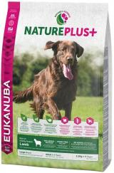 Eukanuba Nature Plus  Adult Large Breed Rich In Freshly Frozen Lamb 2,3kg