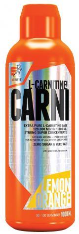 Extrifit Carni 120000 Liquid 1000ml citron - pomeranč,Extrifit Carni 120000 Liquid 1000ml citron - pomeranč
