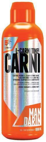 Extrifit Carni 120000 Liquid 1000ml mandarinka,Extrifit Carni 120000 Liquid 1000ml mandarinka