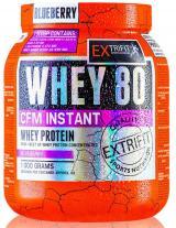 Extrifit CFM Instant Whey 80 2,27kg vanilka