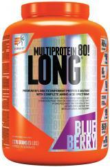 Extrifit Long 80 Multiprotein 2,27kg borůvka,Extrifit Long 80 Multiprotein 2,27kg borůvka
