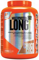 Extrifit Long 80 Multiprotein 2,27kg čokoláda kokos,Extrifit Long 80 Multiprotein 2,27kg čokoláda kokos