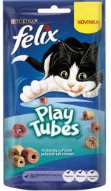 Felix Playtubes Ryby A Krevety 8X50 G
