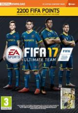 FIFA 17 2200 FUT POINTS CZ/SK/HU/RO, 1042148