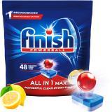 Finish All in 1 Max Lemon tablety do myčky 48 ks