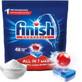 Finish All in 1 Max Soda tablety do myčky 48 ks