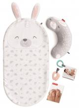 Fisher-Price Masážní dečka Baby Bunny