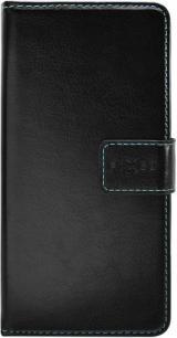 Fixed Pouzdro typu kniha Opus Huawei P20 Lite  černé, FIXOP-416-BK