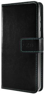 Fixed Pouzdro typu kniha Opus pro Motorola Moto G8 Play FIXOP-479-BK, černé - rozbaleno