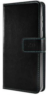 Fixed Pouzdro typu kniha Opus pro Nokia 7.1 Plus, černé FIXOP-356-BK - rozbaleno