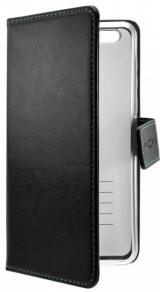 Fixed Pouzdro typu kniha Opus pro Xiaomi Mi9 SE, černé  - rozbaleno