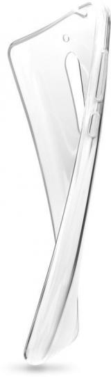 Fixed TPU gelové pouzdro pro Sony Xperia 10, čiré FIXTCC-398 - rozbaleno