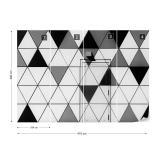 Fototapeta - The Door Without Handle Vliesová tapeta  - 416x290 cm
