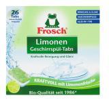 Frosch EKO tablety do myčky 26ks