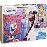 Frozen 2 Dřevěné puzzle