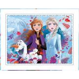 Frozen 2 Měnící se puzzle