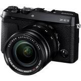 Fujifilm X-E3 černý   XF 18-55mm