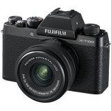 Fujifilm X-T100 černý   XC 15-45mm f/3.5-5.6 OIS PZ
