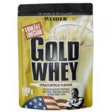 Gold Whey, syrovátkový protein, Weider, 500 g - Čokoláda