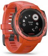 GPS hodinky Garmin Instinct - červené