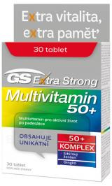 GS Extra Strong Multivitamin 50  tbl.30,GS Extra Strong Multivitamin 50  tbl.30