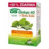 GS Ginkgo 40   Gotu kola 80 40 tablet