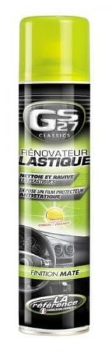 gs27 Ochrana Plastů 400ml