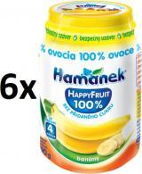 Hamánek Happy Fruit S Banány 6X190G