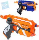 HASBRO NERF Elite Pistole N-Strike s laserovým zaměřovačem   3 šipky 2 barvy