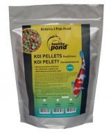 Healthy Pond Koi Pelety Plovoucí Červené/Zelené 2 Mm, 5 L