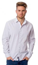 Heavy Tools Pánská košile Rule S19-430 Dotted M