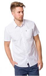 Heavy Tools Pánská košile Rusty S19-431 White L