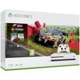 Herní konzole Microsoft Xbox One S 1 TB   Forza Horizon 4   DLC LEGO Speed Champions