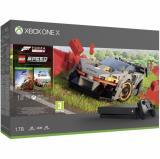 Herní konzole Microsoft Xbox One X 1 TB   Forza Horizon 4   DLC LEGO Speed Champions